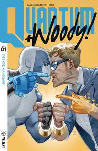 Quantum and Woody: Volume 1: Kiss Kiss Klang Klang TP