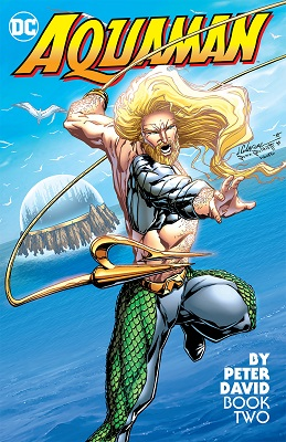 Aquaman by Peter David: Volume 2 TP