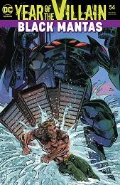 Aquaman no. 54 (2016 Series)
