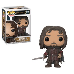 Funko POP: Movies: Lord of the Rings: Aragorn