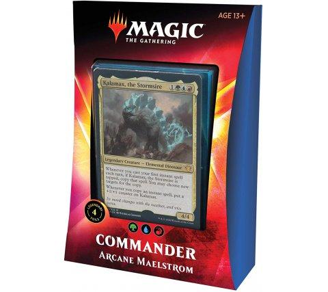 Magic the Gathering: Commander 2020 Ikoria: Arcane Maelstrom