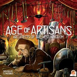 Architects of the West Kingdom: Age of Artisans