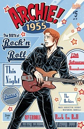 Archie 1955 no. 5 (5 of 5) (2019 series)