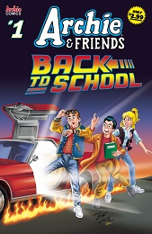 Archie and Friends Back to School no. 1 (2019 series)