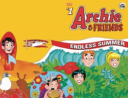 Archie and Friends: Endless Summer no. 1 (2020 Series)