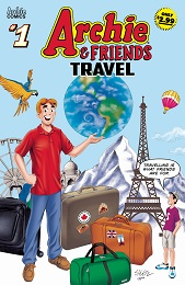 Archie and Friends: Travel (2019 Series)