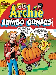 Archie Jumbo Comics Digest no. 314
