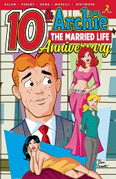 Archie Married Life: 10 Years Later no. 2 (2019 Series)