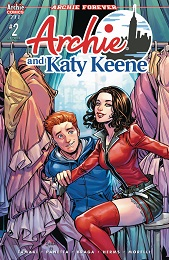 Archie no. 711 (Archie and Katy Keene) (2018 Series)