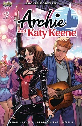 Archie no. 712 (Archie and Katy Keene) (2018 Series)