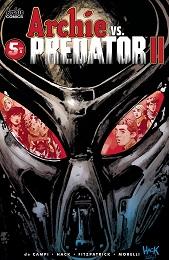 Archie vs Predator 2 no. 5 (5 of 5) (2019 Series)