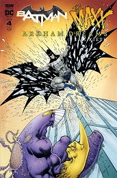 Batman the Maxx: Arkham Dreams no. 4 (4 of 5) (2018 Series) (A Cover)