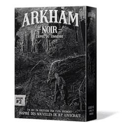 Arkham Noir Case 2: Called Forth by Thunder