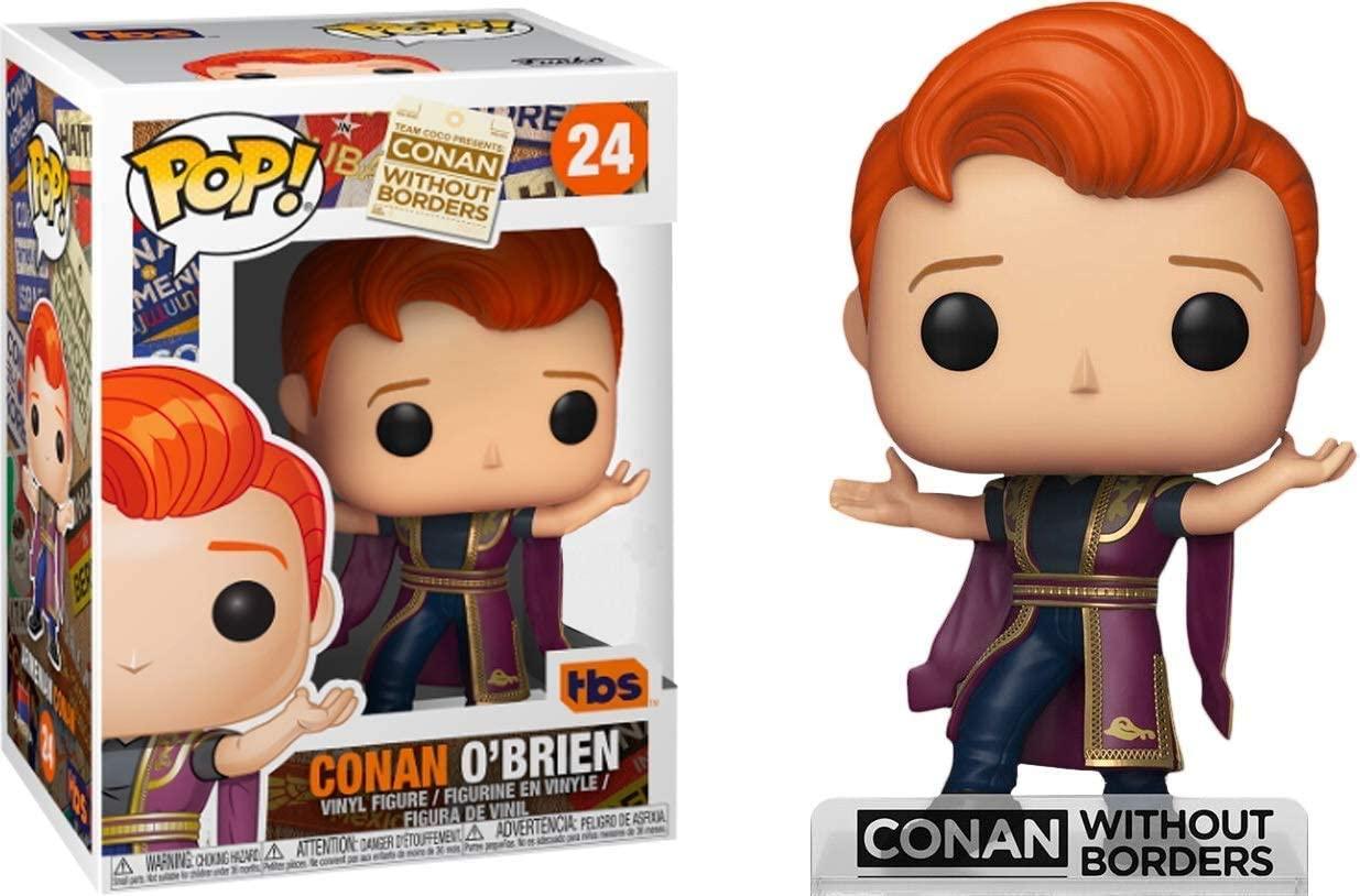 Funko POP: Conan OBrien: Armenian Conan - Used