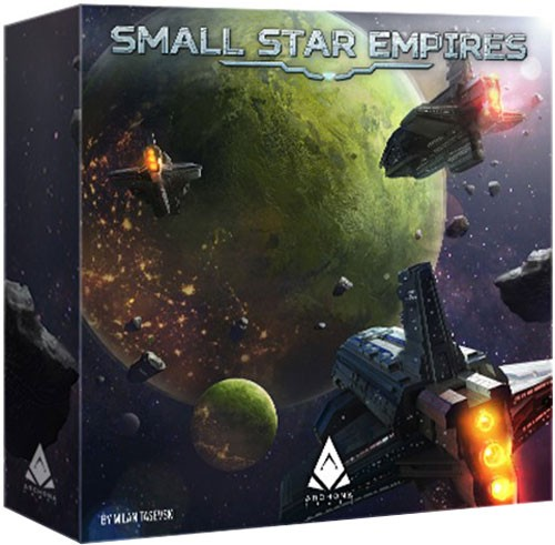 Small Star Empires Board Game