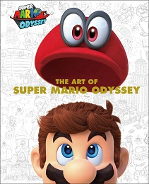 The Art of Super Mario Odyssey HC