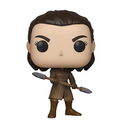 Funko POP: Game of Thrones: Arya Stark With Two Headed Spear
