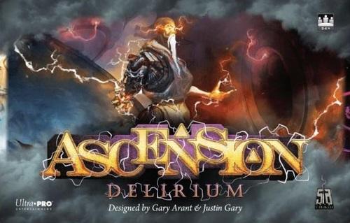 Ascension: Delirium Card Game