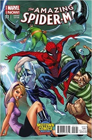 Amazing Spider-Man (2014) no. 1.1 (Campbell Midtown Comics Variant) - Used