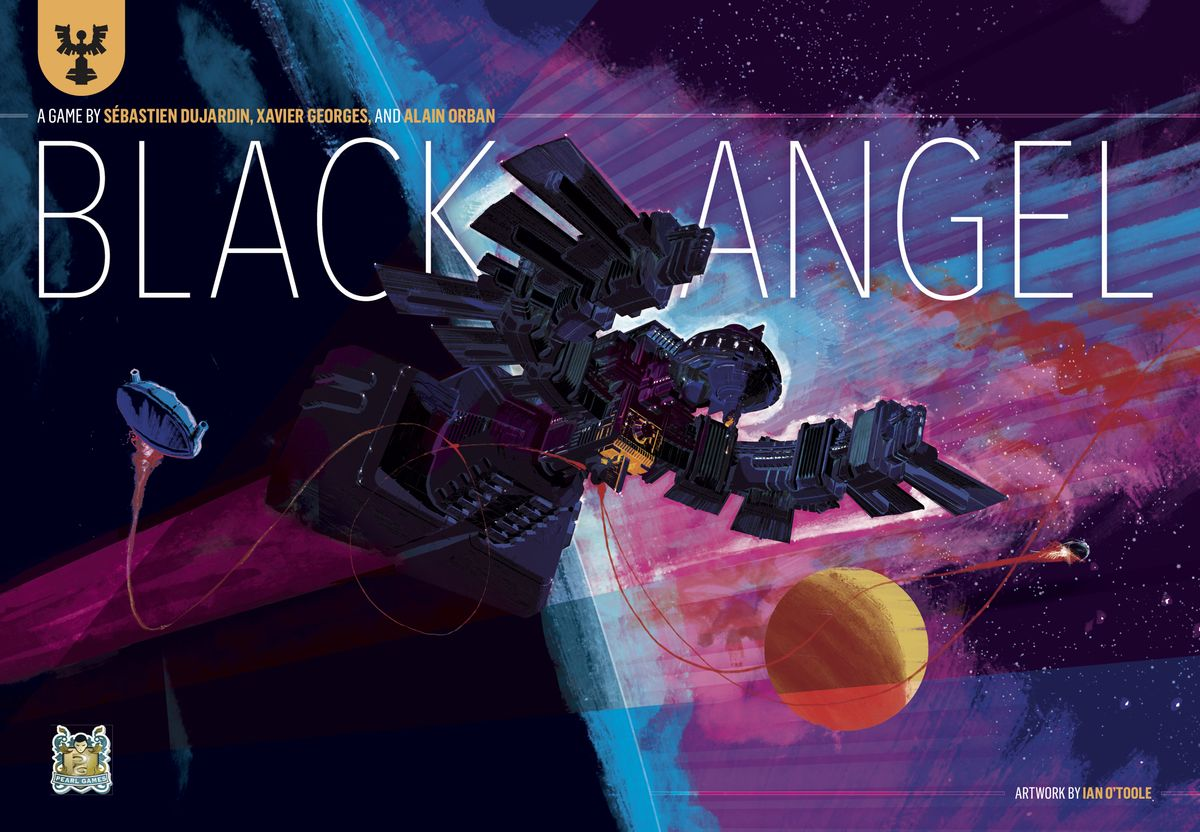 Black Angel Board Game