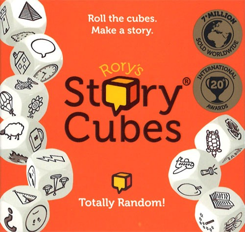 Rorys Story Cubes: Classic