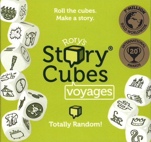 Rory's Story Cubes: Voyages 2nd Edition
