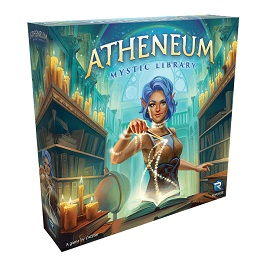 Atheneum: Mystic Library Board Game