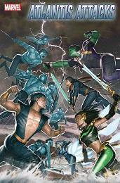 Atlantis Attacks no. 1 (1 of 5) (2020 Series)