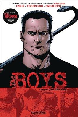 The Boys Omnibus Volume 1 TP