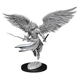 Magic The Gathering Unpainted Miniatures Wave 13: Aurelia, Exemplar of Justice
