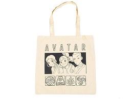 Avatar Khaki Canvas Tote Bag