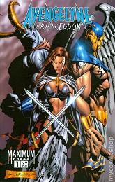 Avengelyne: Armageddon (1996 Series) Complete Bundle - Used