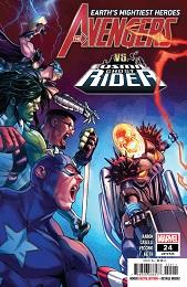 Avengers no. 24 (2018 Series)