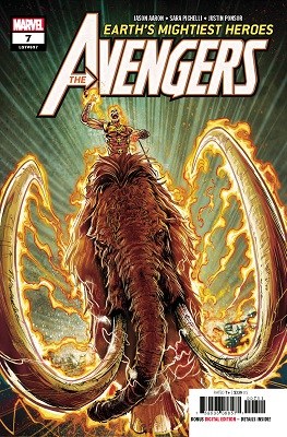 Avengers no. 7 (2018 Series)