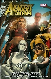 Avengers Academy: Second Semester TP - Used