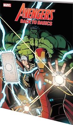 Avengers: Back to Basics TP