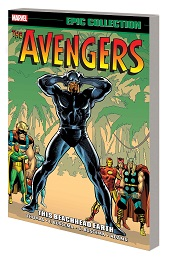 Avengers Epic Collection: This Beachhead Earth TP