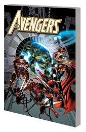 Avengers by Hickman: Complete Collection Volume 4 TP
