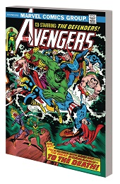 The Avengers Co-Starring The Defenders TP (New Printing)