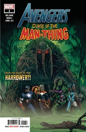 Avengers: Curse of the Man-Thing no. 1 (2021 Series)