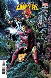 Avengers Empyre no. 0 (2020 Series)