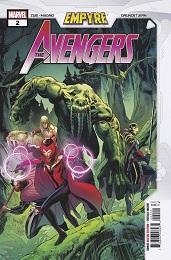 Avengers Empyre no. 2 (2020 Series)
