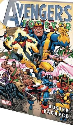 Avengers Forever TP