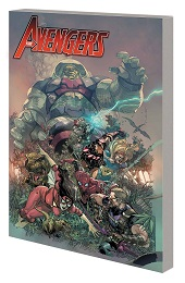 Avengers by Hickman: Complete Collection Volume 2 TP