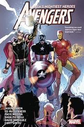 Avengers By Jason Aaron Volume 1 HC