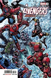Avengers: Mech Strike no. 3 (2021 Series)