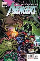 Avengers no. 27 (2018 Series)
