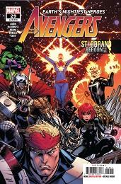 Avengers no. 29 (2018 Series)