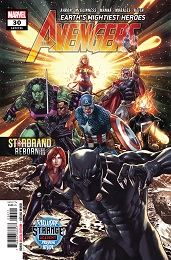 Avengers no. 30 (2018 Series)