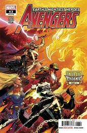 Avengers no. 43 (2018 Series)